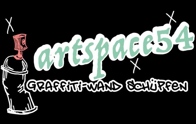 Graffitiwand «Artspace54»
